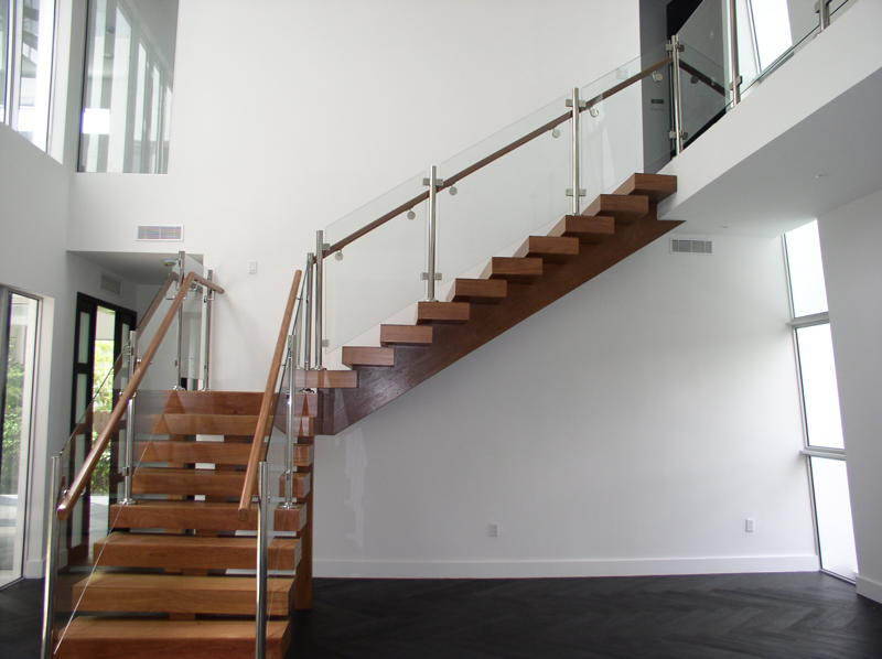 Stair Rail Hardware